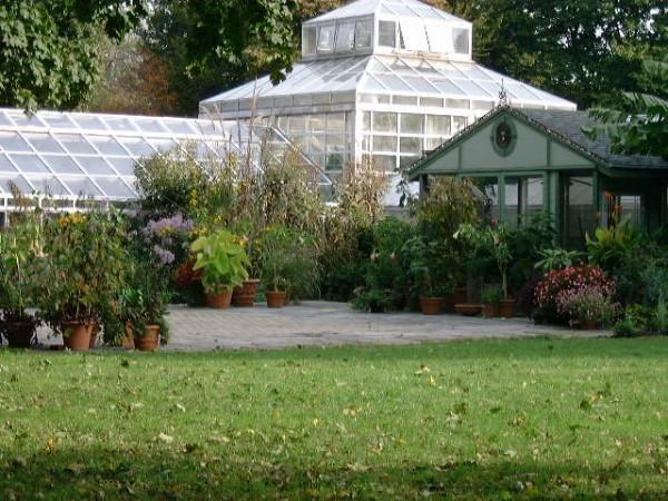 Carl Grillo Glass House Snug Harbor Cultural Center Botanical Garden
