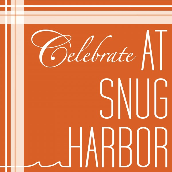 Celebrate at Snug Harbor Logo