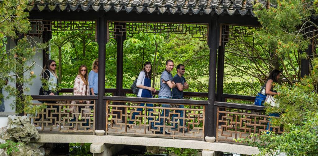 New York Chinese Scholar\'s Garden - Snug Harbor Cultural Center ...