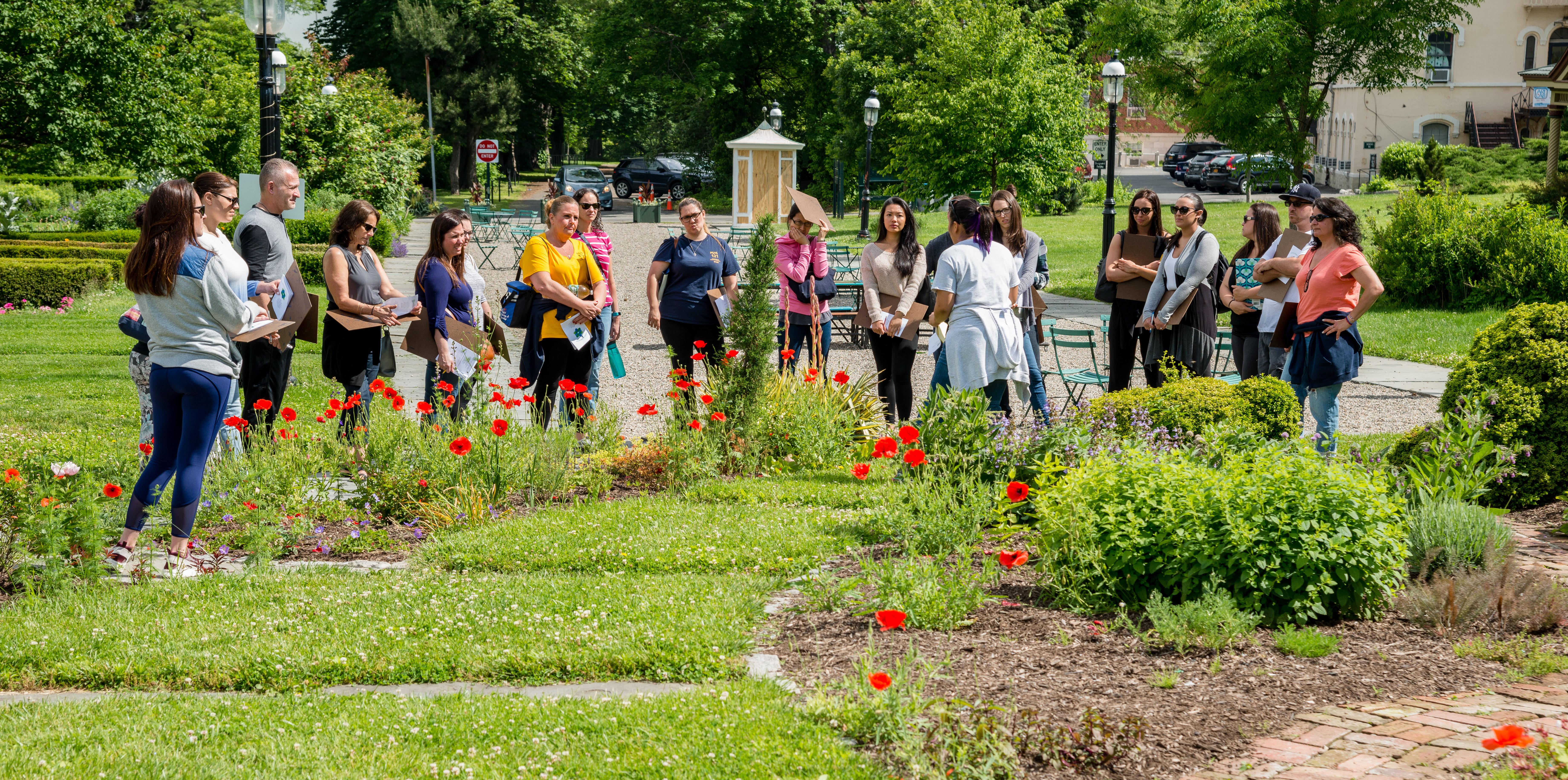 Visit Snug Harbor Cultural Center Botanical Garden