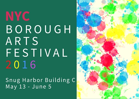 Opening Reception: Borough Arts Festival 2016