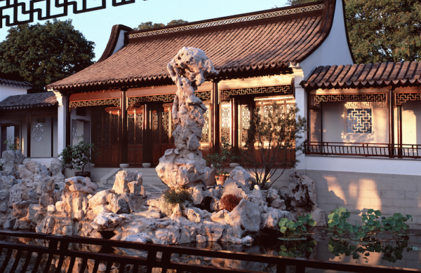 TWILIGHT TOURS: New York Chinese Scholar's Garden