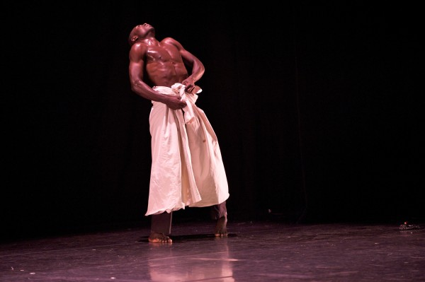 PASS: DANCE | LACINA COULIBALY