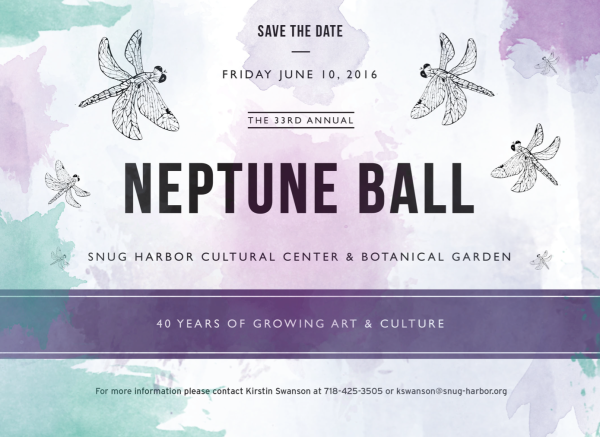 Neptune Ball