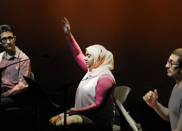 YOUTH MATTERS BEYOND SACRED : Voices of Muslim Identity