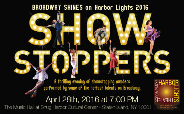 Harbor Lights Theater: SHOWSTOPPERS Fundraiser Performance @ Music Hall