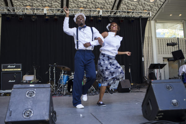 B-Love's Hip-Hop Jazzy Groove