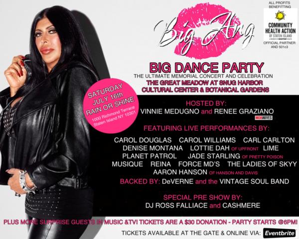 Big Ang's Dance Party!