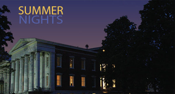 Summer Nights at the SI Museum: Joey G Presents | The Time of Your Life