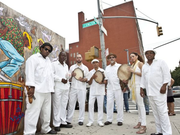 Lincoln Center's Boro-Linc: Los Pleneros @ Music Hall