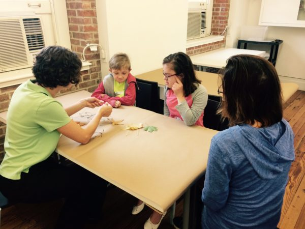 Staten Island Museum: 1st Saturday Family Workshop: Sketching the Galleries