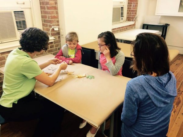 Staten Island Museum: 1st Saturday Family Workshops: Happy New Year!