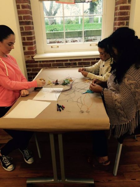 Staten Island Museum: 1st Saturday Family Art Workshop: Sailors' Valentines