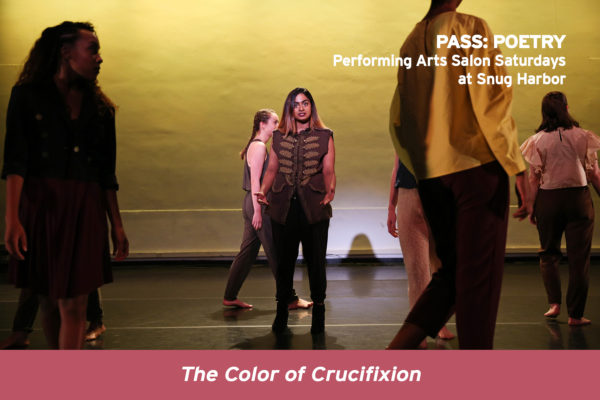 PASS Poetry: The Color of Crucifixion