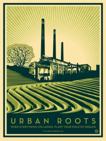 Dirt on the Lens: Urban Roots