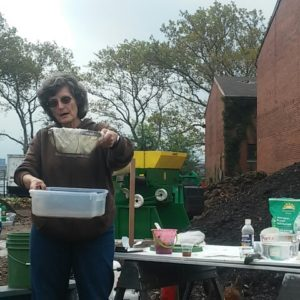 Living Soil:  Compost Tea (NYC Compost Project)