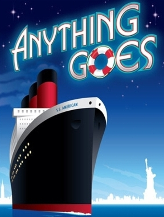 In the Wings: Anything Goes