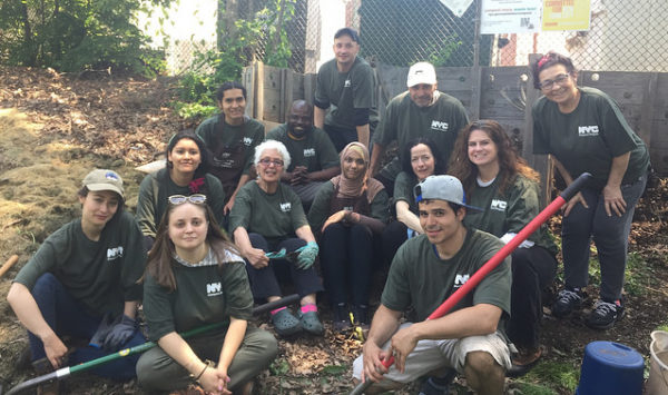 Turn & Learn: Compost Work Days (NYC Compost Project)