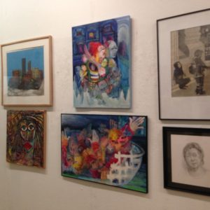 Art Lab: The 15th Annual Open Show