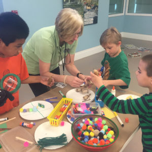 Staten Island Museum: Family Art Workshop - 3D Landscape