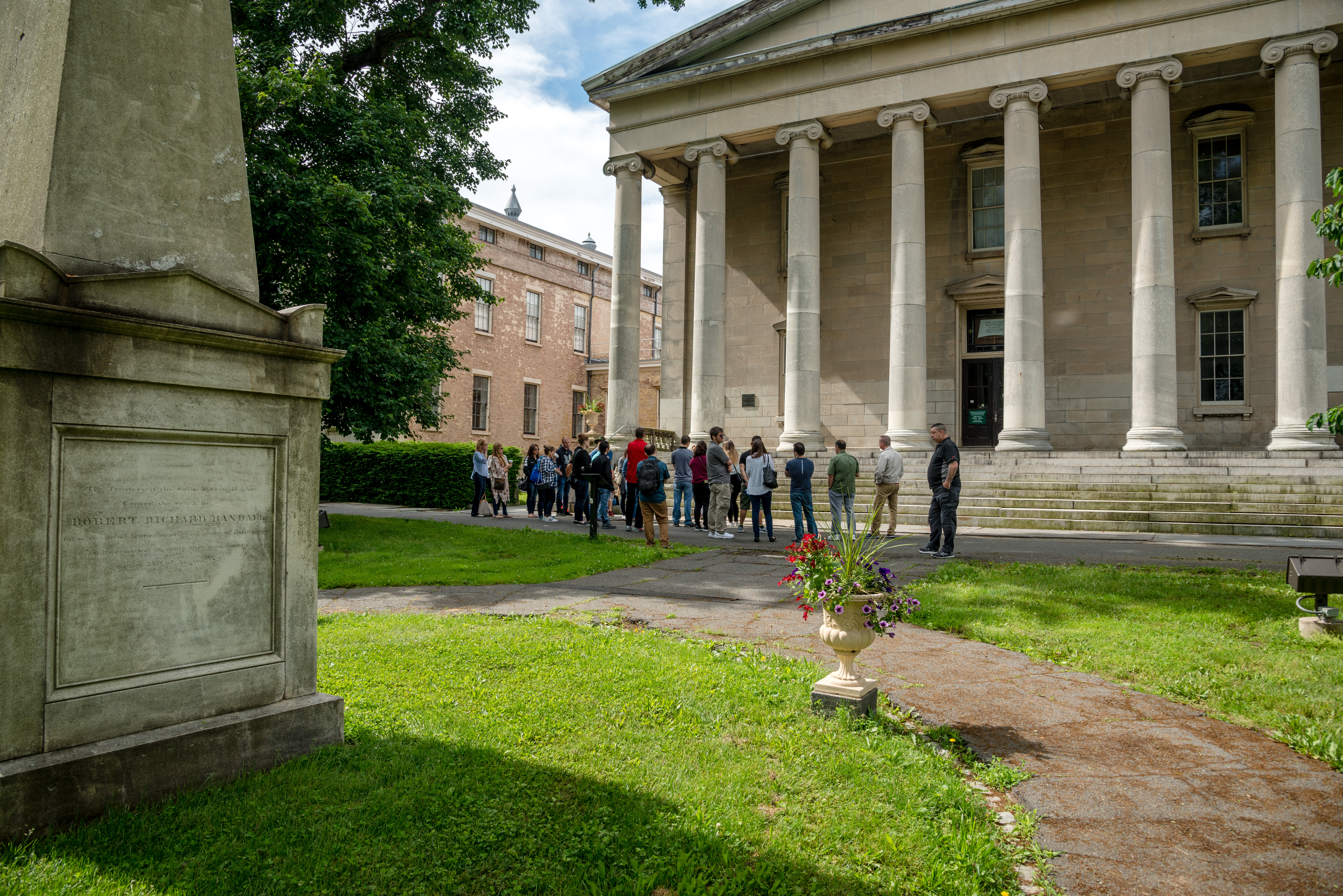 History and Mysteries of Snug Harbor Tour