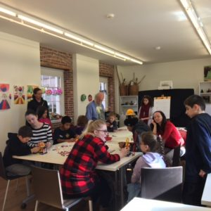 Staten Island Museum: Family Art Workshop - Collage