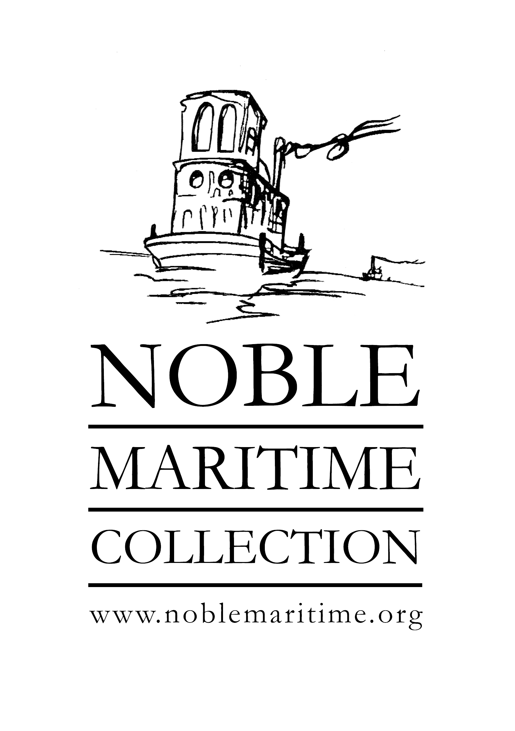 Noble Maritime Collection: The Oystermen of Captain's Row