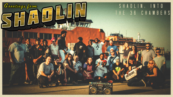 Opening Reception for Shaolin: Into the 36 Chambers