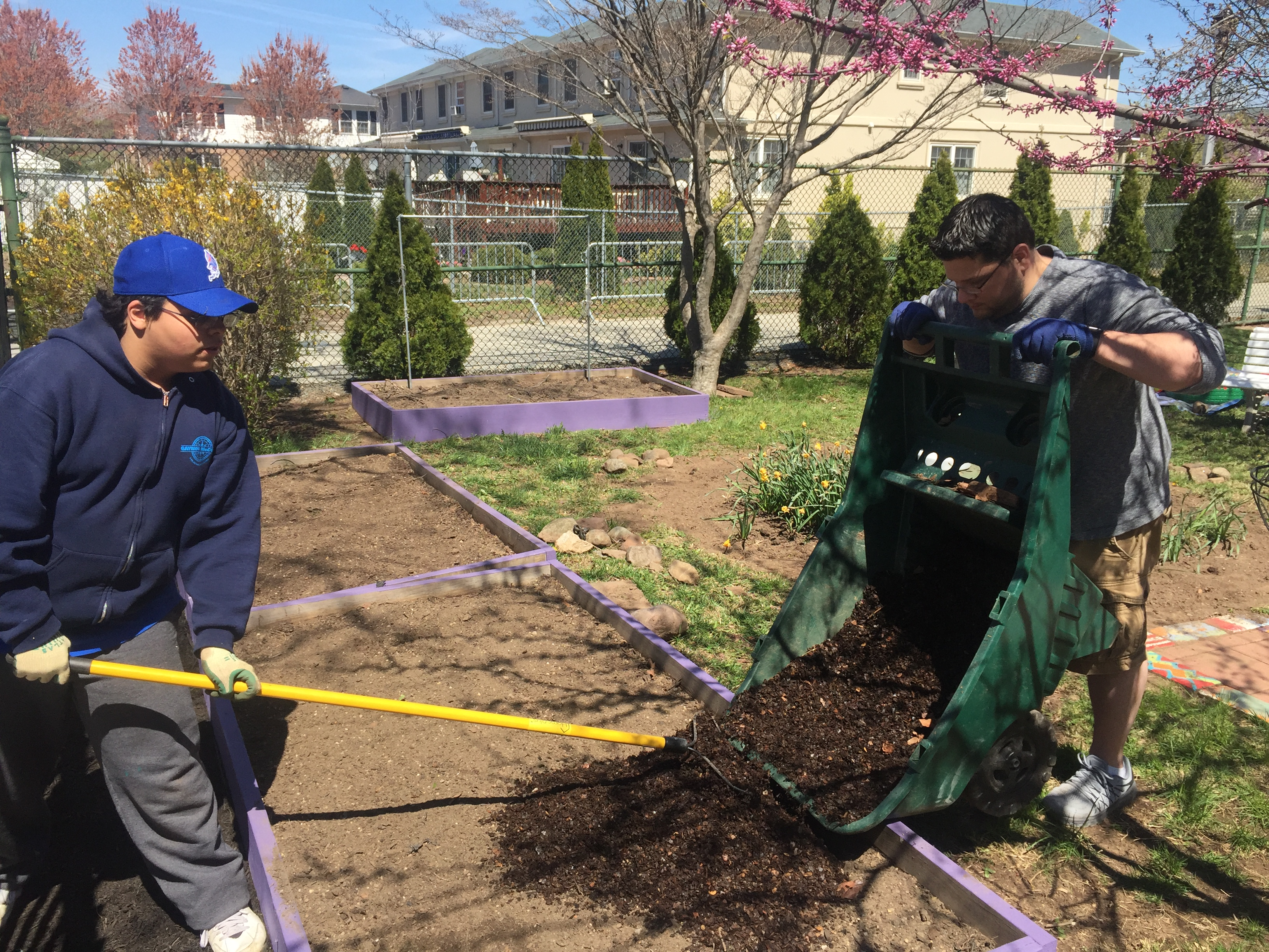 Turn & Learn Compost Work Days (NYC Compost Project)