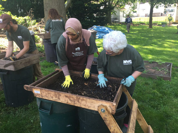 Compost Extract (NYC Compost Project)