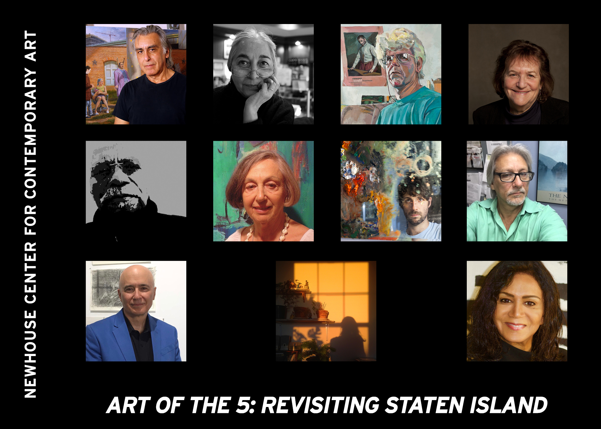 Opening Reception - Art of the 5: Revisiting Staten Island