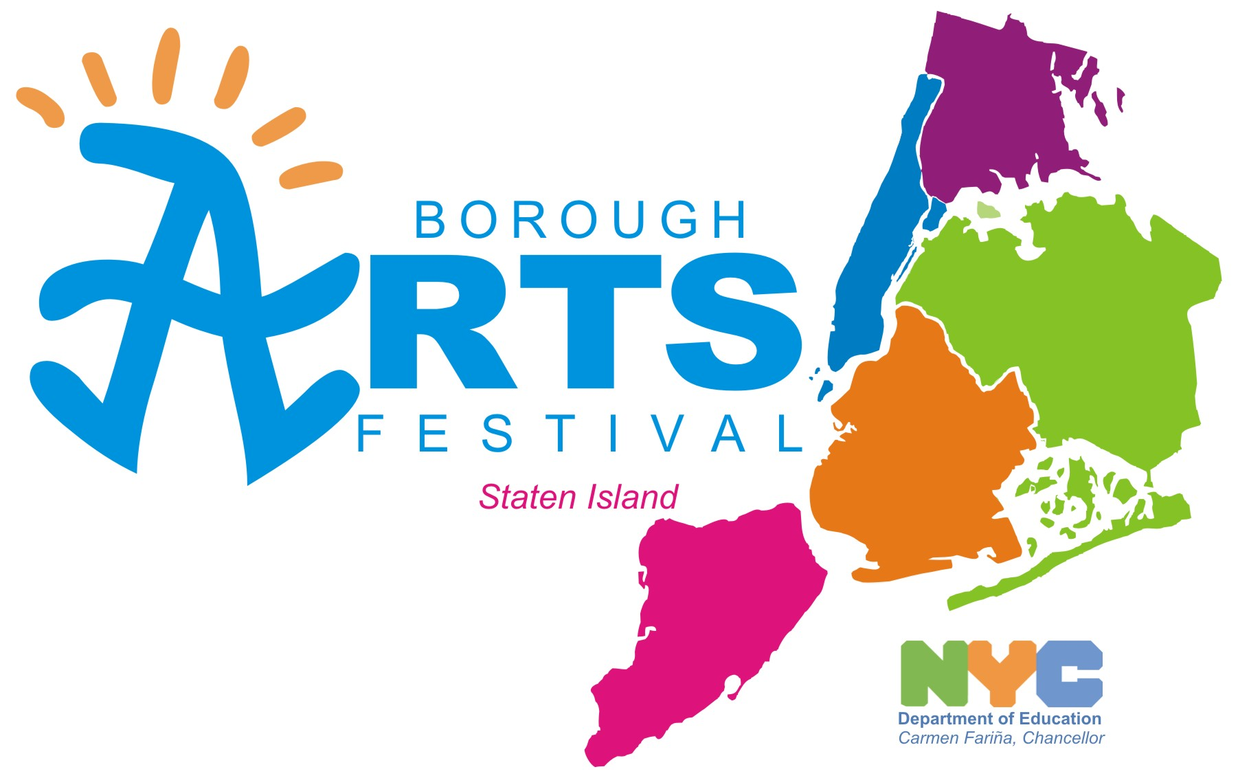 2018 NYC DOE Borough Arts Festival