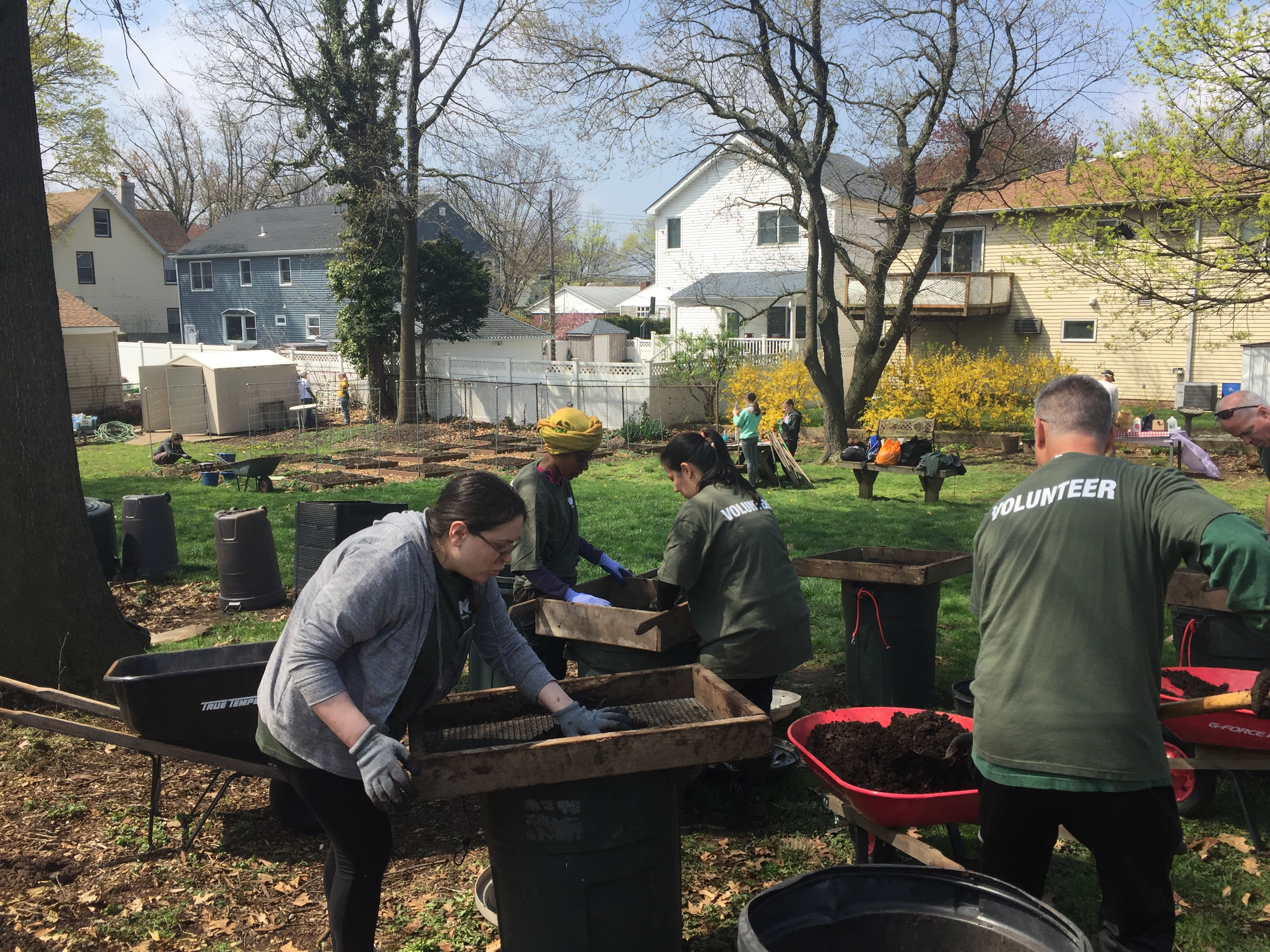 Compost Tea Workshop (NYC Compost Project)