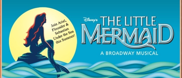 In the Wings Presents: The Little Mermaid