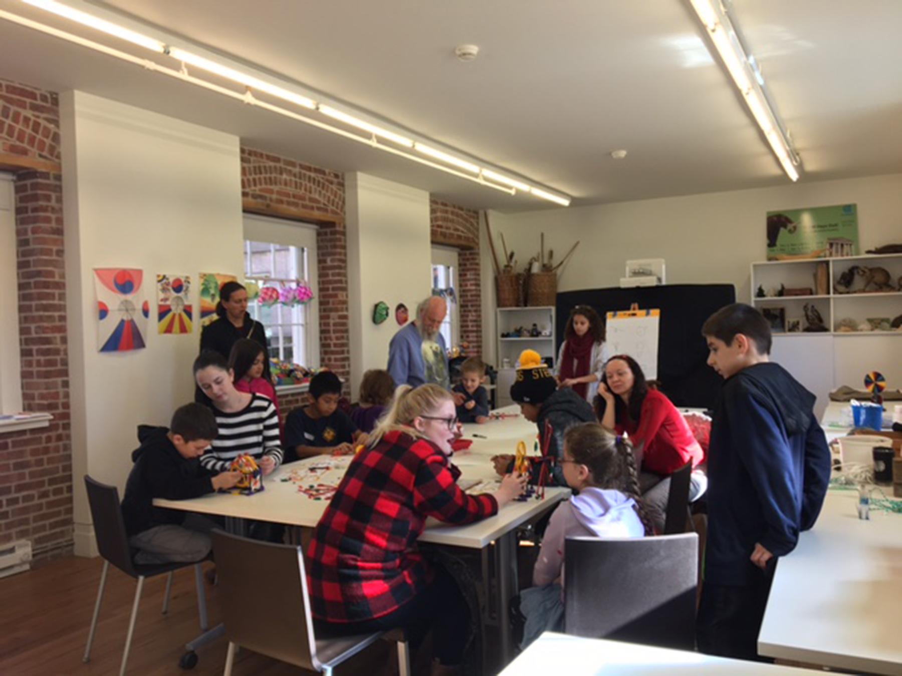 Staten Island Museum: Family Art Workshop with Lina Montoya: Mola