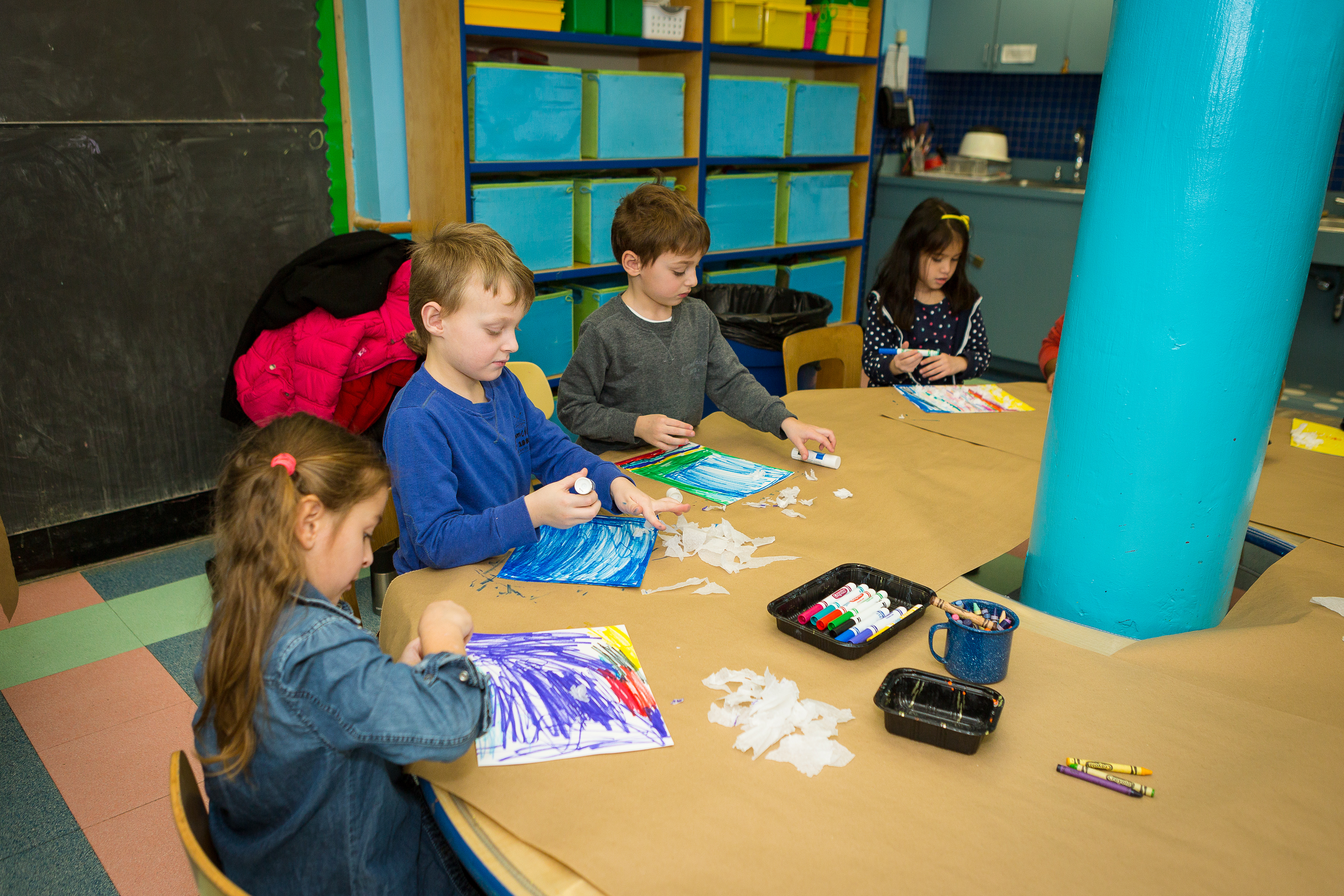 Staten Island Children's Museum: Cool School Holiday – Columbus Day Observed