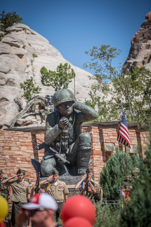 Staten Island Children's Museum: Navajo Code Talkers