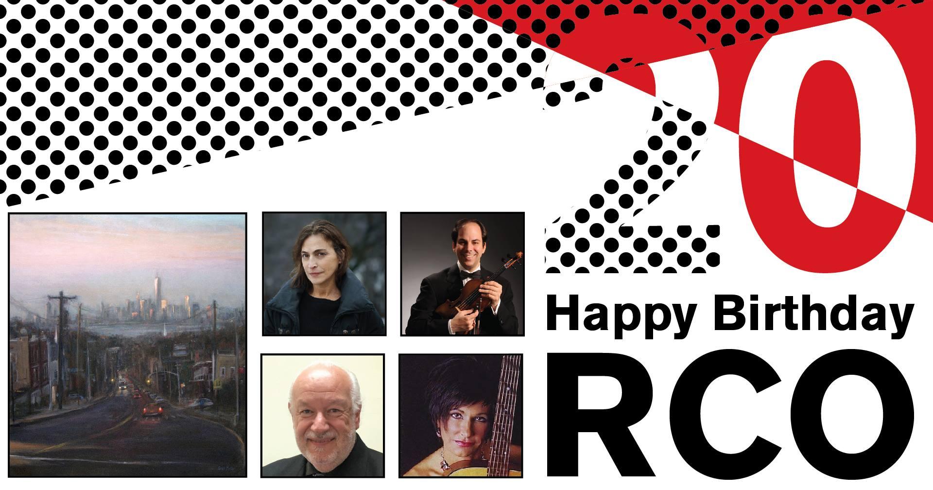 Concert: Happy 20th Birthday Richmond County Orchestra