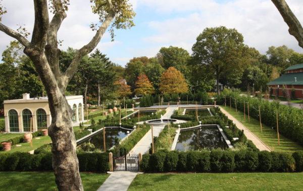 Tuscan Garden Walk