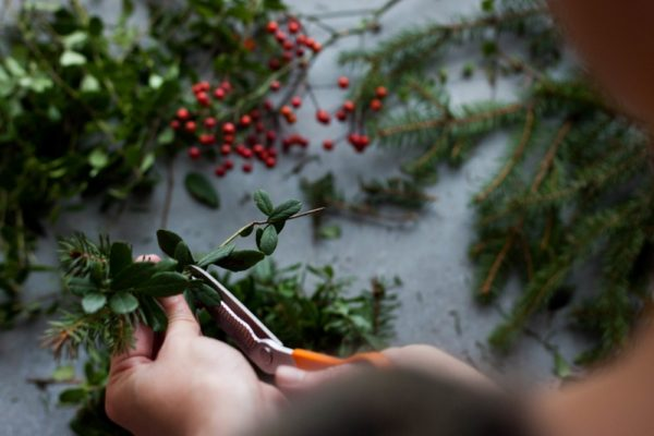 CANCELLED: Wreath Making Workshop