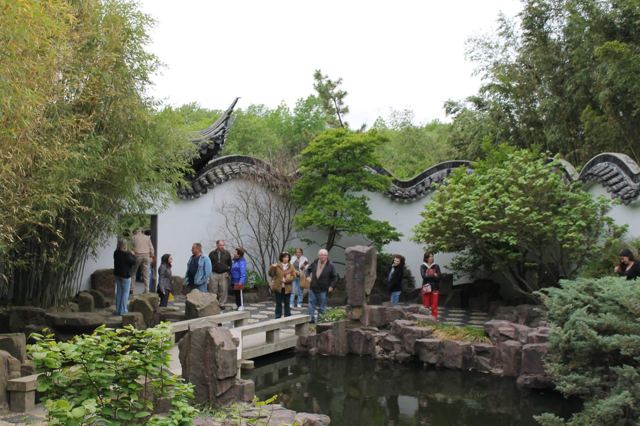 Garden Walk Mall: Snug Harbor Cultural Center & Botanical Garden