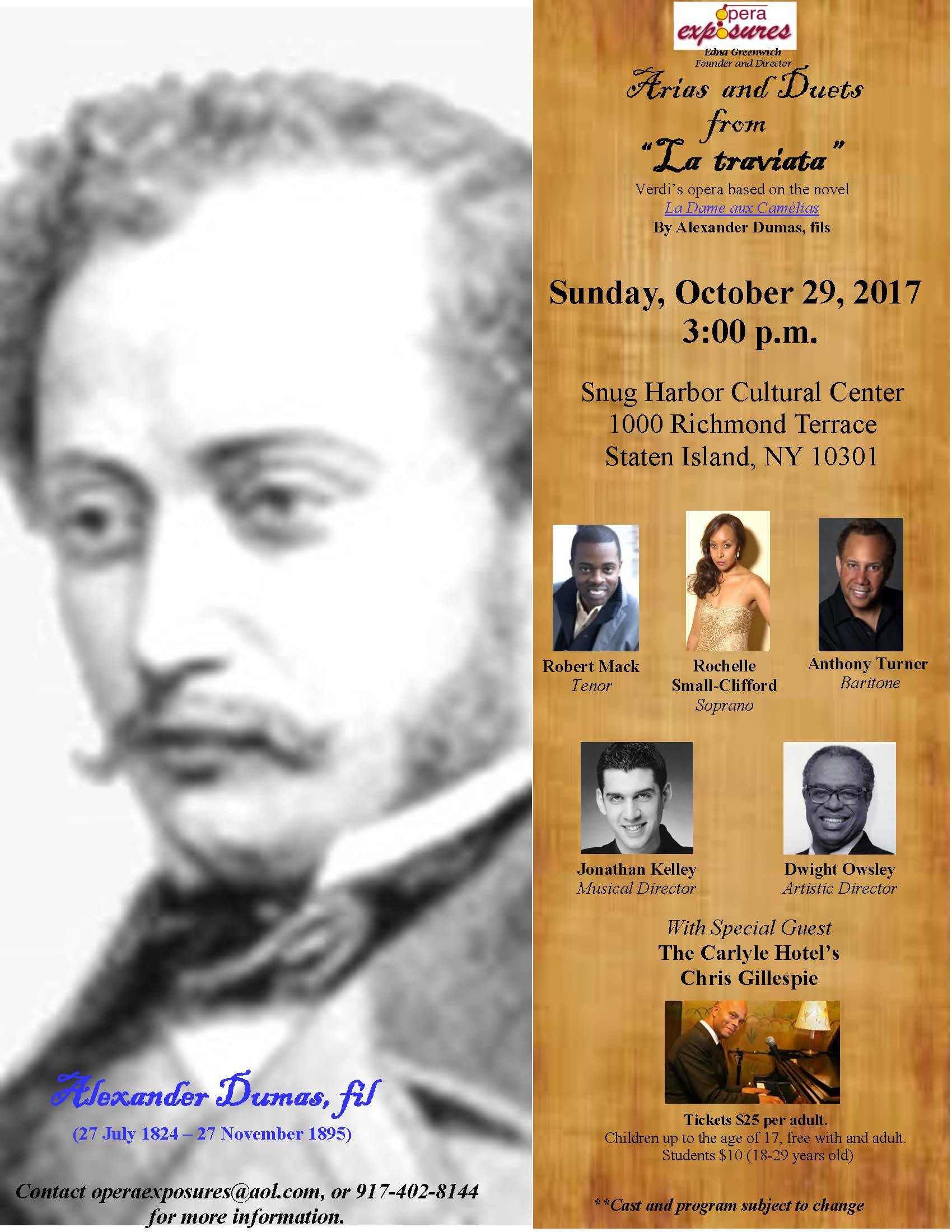 Opera Exposures: La traviata