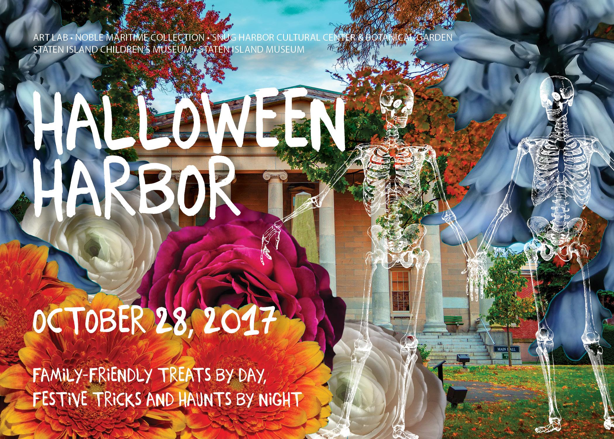 Halloween Harbor