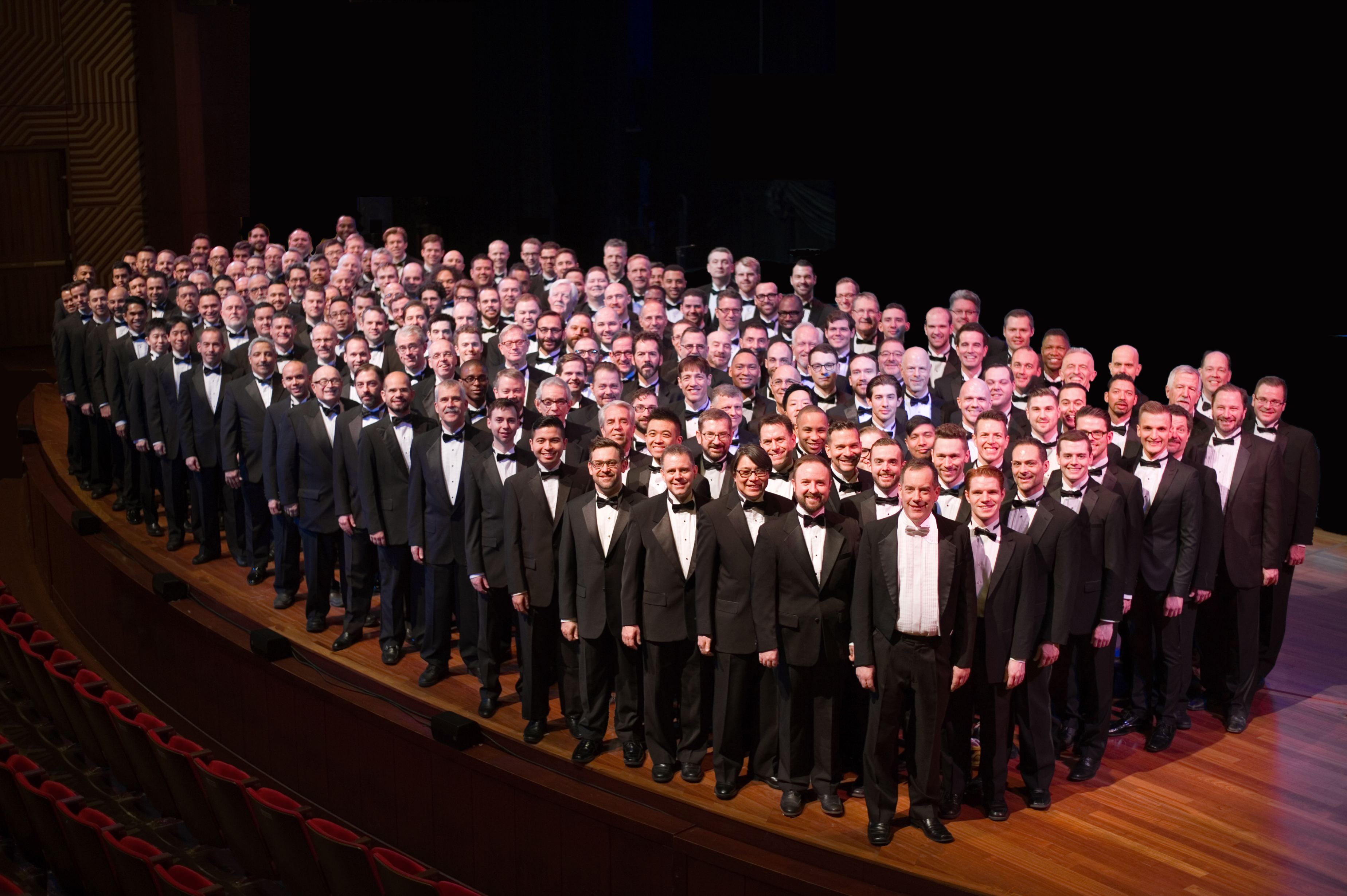 Comfort and Joy!  An Evening of Holiday Songs with New York City Gay Men's Chorus