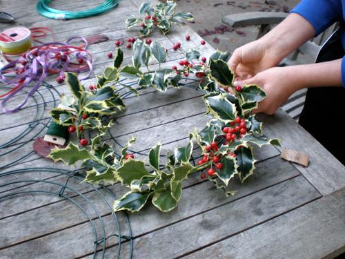 Winter Solstice Wreath Making Workshop