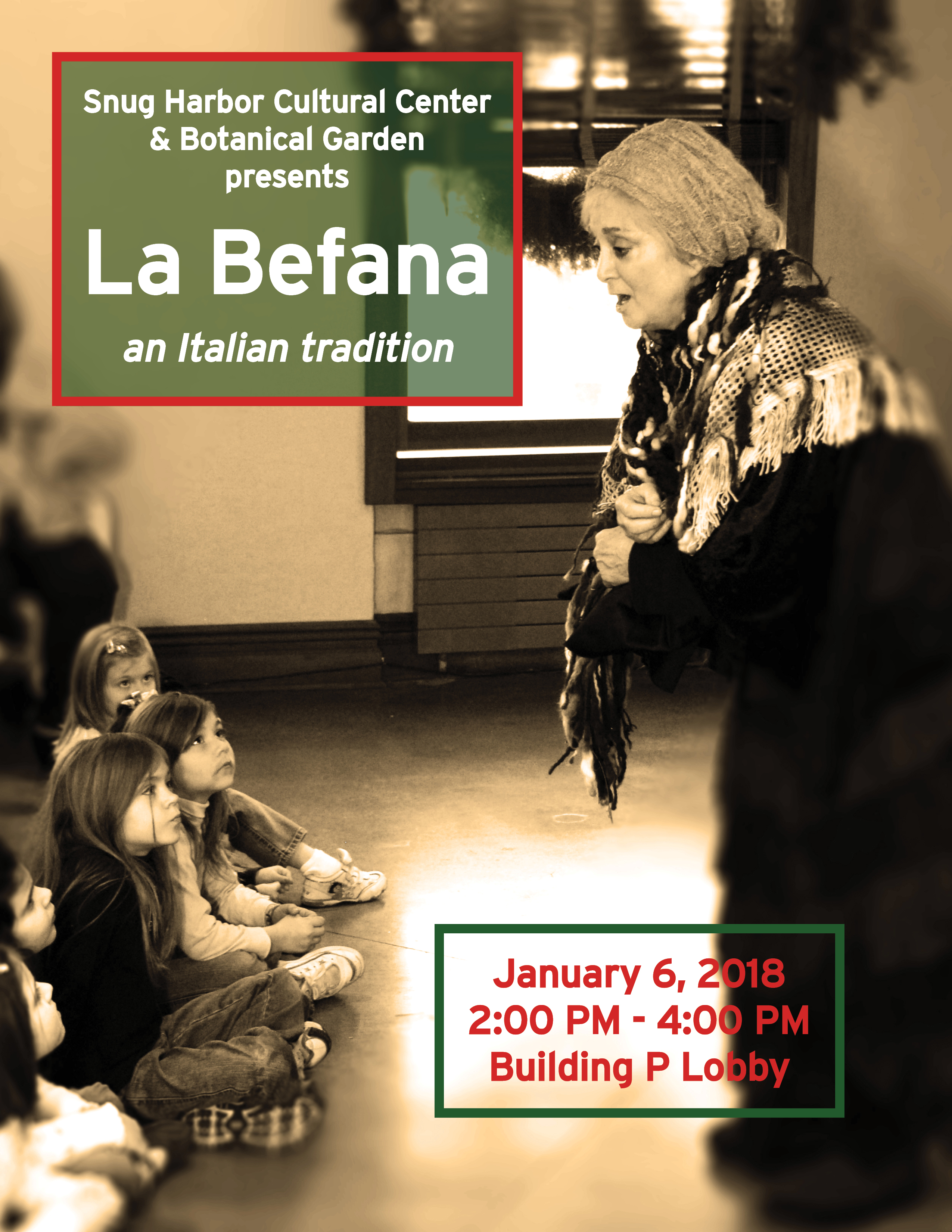 La Befana: An Italian Tradition