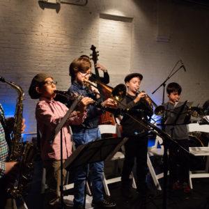 Staten Island Children's Museum: Feeling Jazzy