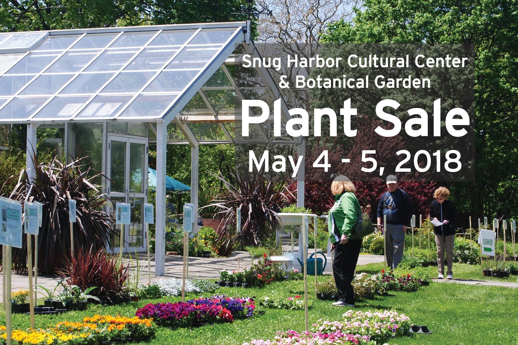 Plant Sale - General Admission