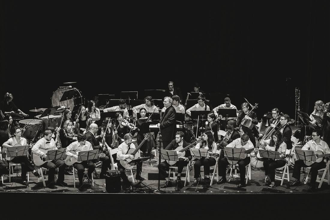 Richmond County Orchestra: At the Movies