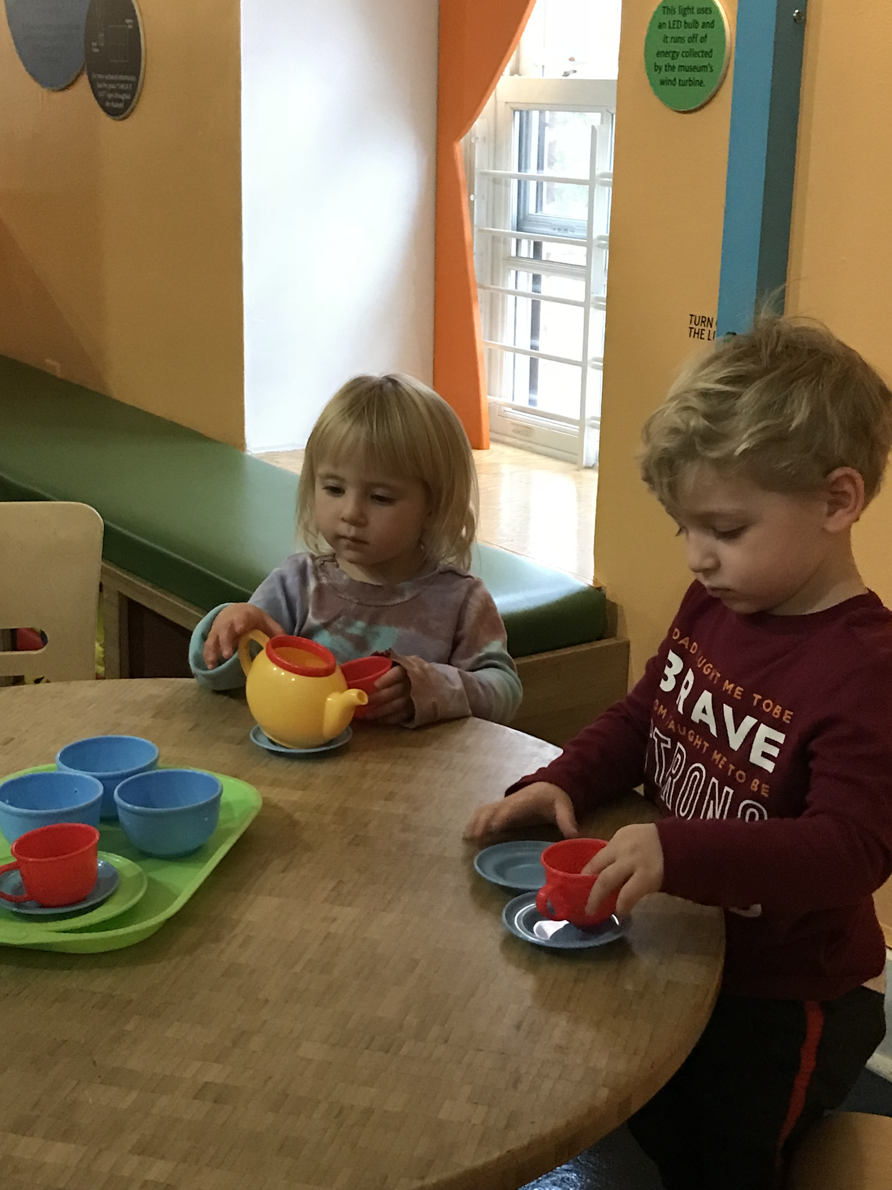 Staten Island Children's Museum: Play Café